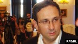 Ника Руруа, министр культуры Грузии.