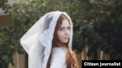 Chechen bride
