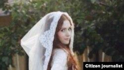 Chechen bride