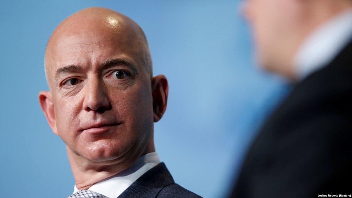 The Guardian: телефон основателя Amazon сломали после сообщения от саудовского принца
