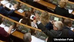 Депутати, виключені з фракції «Батьківщина», голосували синхронно з фракціями більшості