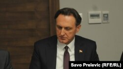 Ranko Krivokapić na konferenciji o korupciji