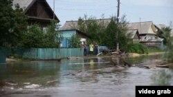 Иркутски өлкәсендә су басу, 1 июль
