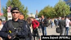 Polis paradı qoruyur
