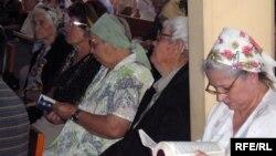 Protestantlaryň dini ybadaty