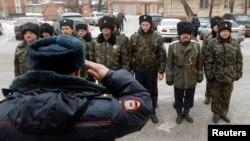 К обеспечению безопасности в Волгограде привлечены казачьи дружины