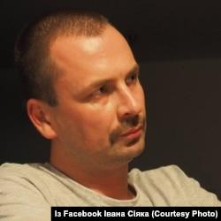 Журналіст Іван Сіяк