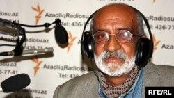 """Adil Mirseyid Azadlıq Radiosunun """"Can Bakı"""" proqramında, 2011"""