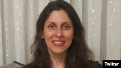 Britaniya-İran vətəndaşı Nazanin Zaghari-Ratcliffe