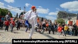 Святкування Дня Європи у Києві (фото архівне)