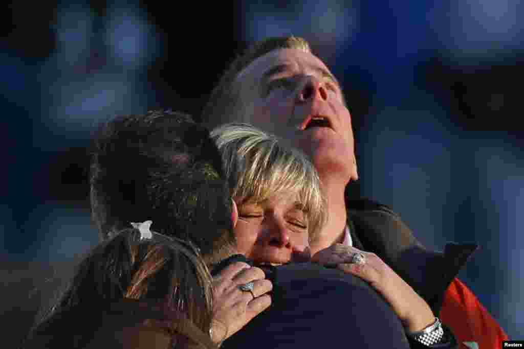 Родители погибших школьников в шоке...