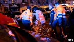 حملات یک سال پیش در پاریس