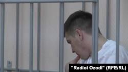 Федор Басимов дар додгоҳ