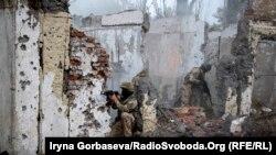 Sukobi u Donjecku