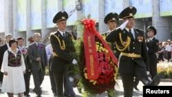 Эгемендүүлүктүн 19 жылдыгына арналган салтанат, Бишкек, 31-август, 2010