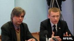 Ігар Лялькоў, Аляксей Янукевіч