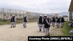 زندانیان رهاشده گروه طالبان