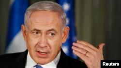Израелскит премиер Бенјамин Нетанјаху