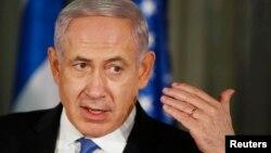 بنیامین نتانیاهو، نخستوزیر اسرائیل.