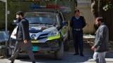 Pakistanyň polisiýa işgäri
