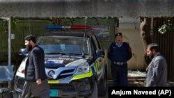 پاکستاني پولیس