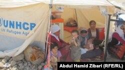 Fotografi arkivi e refugjatëve sirianë