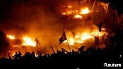 Події на Майдані, 19 лютого, 2014 року