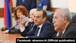 Італійська делегація у Криму, ілюстративне фото