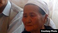 Жительница города Шалкар Рая Алиманова. Фото из личного архива.