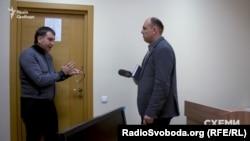 Голова Окружного адміністративного суду Павло Вовк переконаний, що обшуки в суді проводилися, аби нашкодити репутації