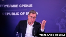 Želimo napredak celog našeg regiona: Aleksandar Vučić