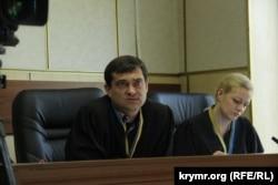 Судья Александр Федюк