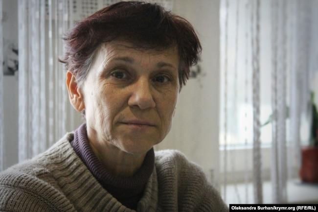 Наталія Мокряк, мама Романа Мокряка
