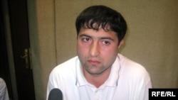 Член Национального совета Джамиль Гаджиев