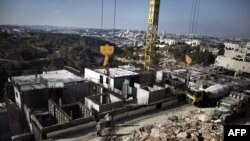 Исроилнинг Гило аҳоли пункти, 2011 йил 27 сентябр.
