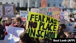 Архивное фото: митинг в Вашингтоне