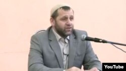Khamzat Chumakov gives a sermon in Rostov-na-Donu.