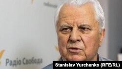Бывший президент Украины Леонид Кравчук