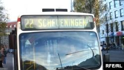 Autobus za Scheweningen u Hagu, Photo: Vlado Azinović