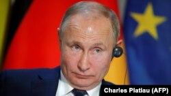 Vladimir Putin returned to the presidency in 2012.