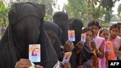 Выборы в Индии, провинция Ассам, апрель 2014