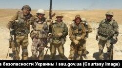 Бойцы «ЧВК Вагнера» в Сирии