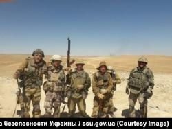 Найманці ПВК «Вагнера» в Сирії, Владислав Апостол – крайній зліва