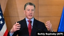 Kurt Volker, the special U.S. envoy to Ukraine (file photo)
