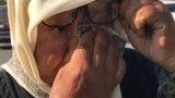 Kazakhstan, Shymkent. A pensioner Shyryn Shagyrbaeva has been begging for the last three years. October 9, 2019