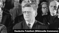 Дмитрий Шостакович. 1950