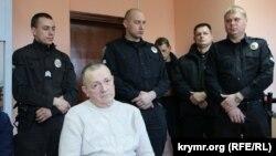Екс-міністр охорони здоров'я Петро Михальчевський в суді, 18 лютого 2019 року