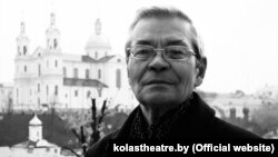Theater actor Viktar Dashkevich was Belarus's first reported COVID-19 fatality.