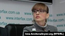 Олена Виноградова