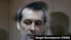 Бывший полковник Захарченко в суде